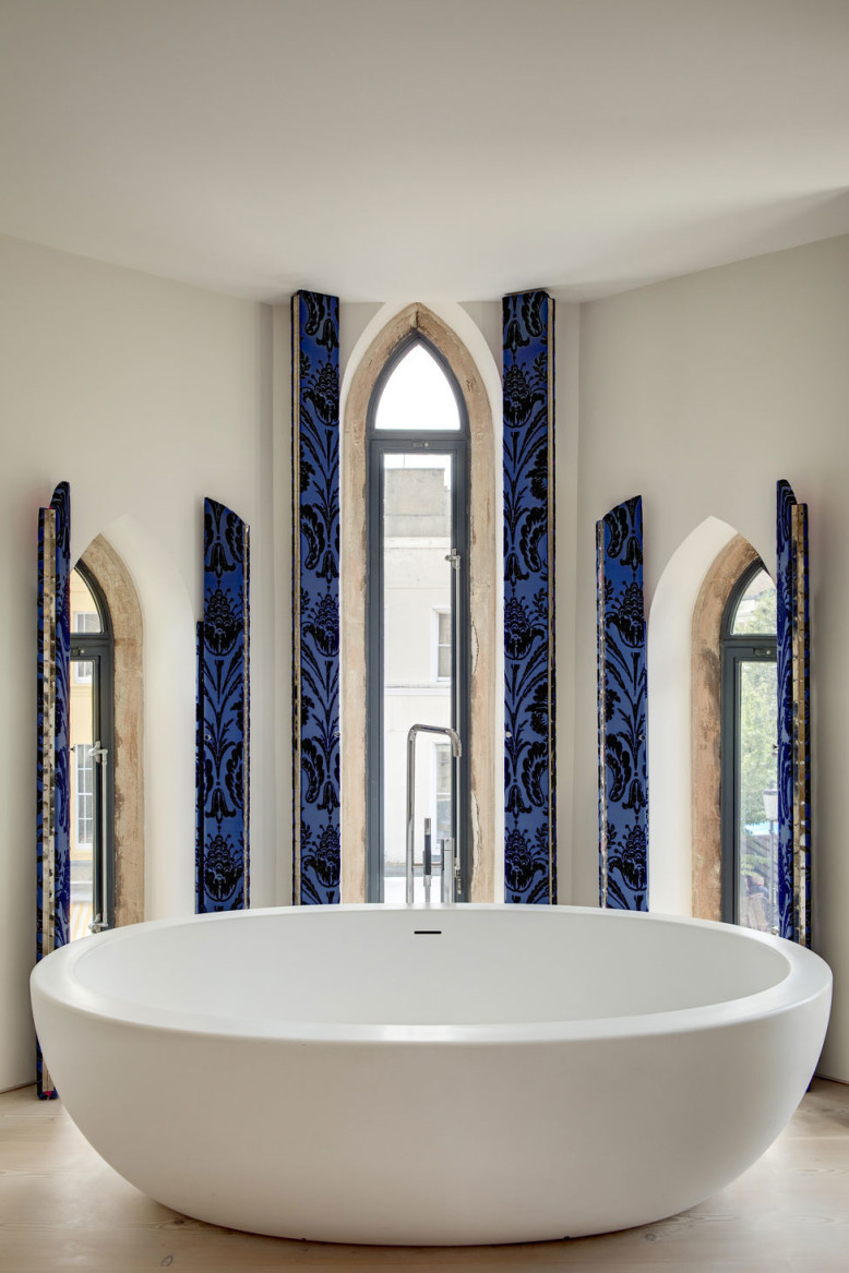 Church Conversion by DOSarchitects