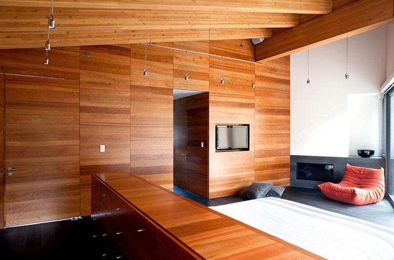 Modern Residence by Battersby Howat Architects