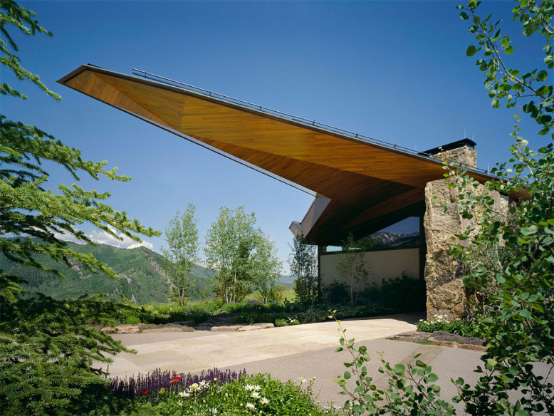 Wildcat Ridge Residence by Voorsanger Architects