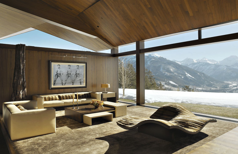 Luxury Residence by Voorsanger Architects