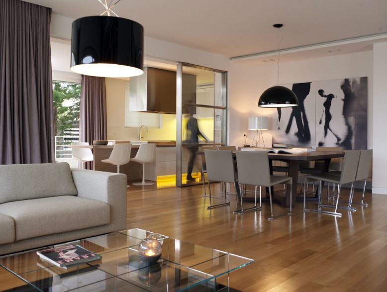 Interior in Panorama-Voula by Lm Architects