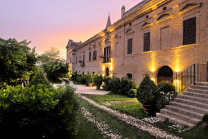 Historic mansion converted into a contemporary hotel