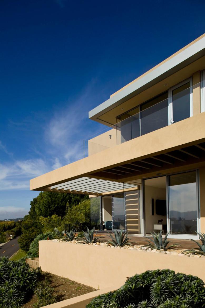 Garay House by Swatt Miers Architects
