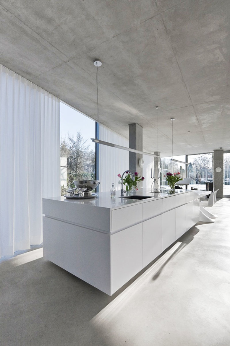 H House by Wiel Arets Architects