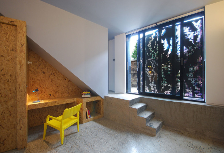 Hidden House by Teatum+Teatum