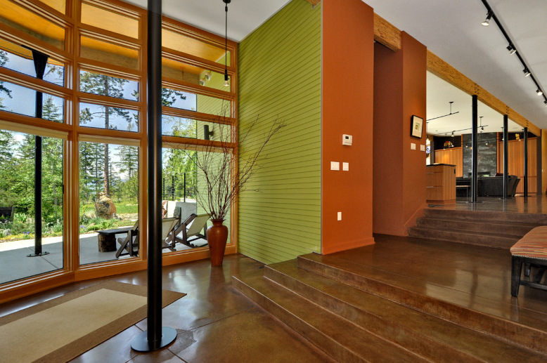 Hill House by Mohler Ghillino