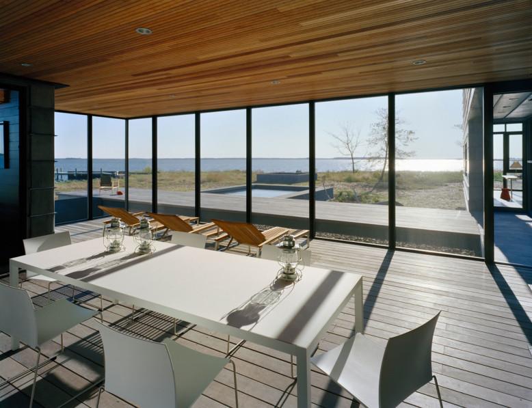 Hoopers Island Residence by David Jameson Architect