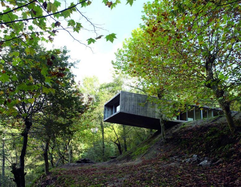 House in Geres by Correia Ragazzi Arquitectos