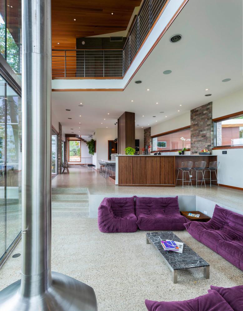 M-22 House by Michael Fitzhugh Architect