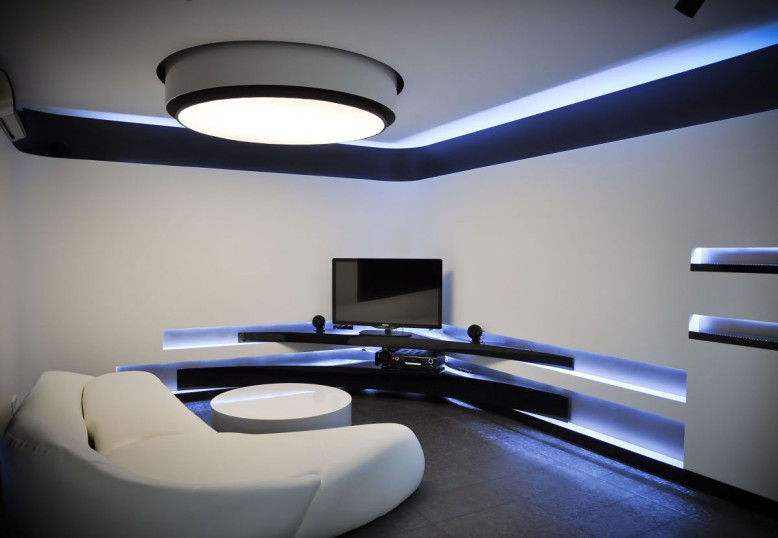 Modern Apartment Interior by Jovo Bozhinovski