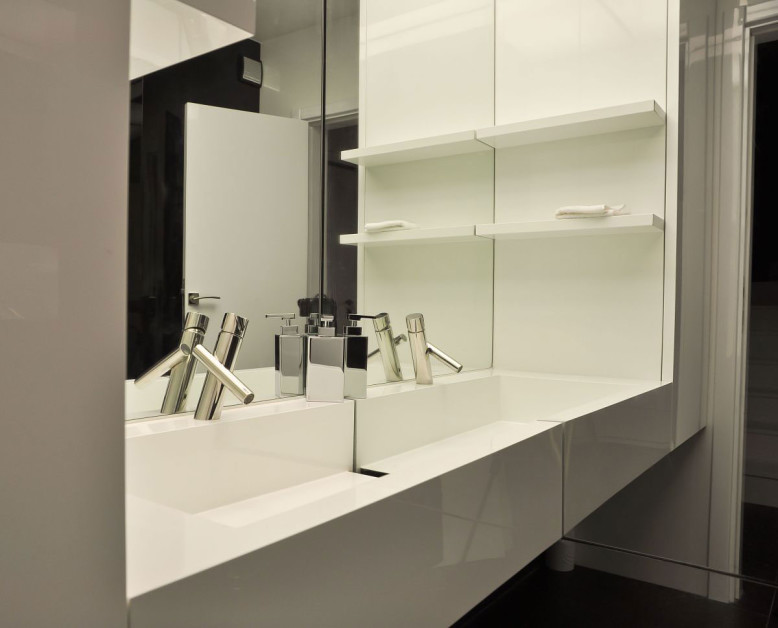 Minimalist Interior by Jovo Bozhinovski