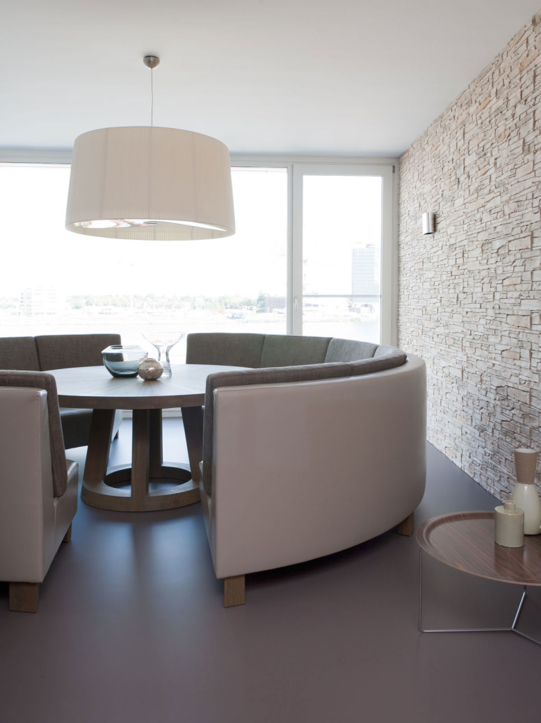 Modern Apartment in Amsterdam by Remy Meijers