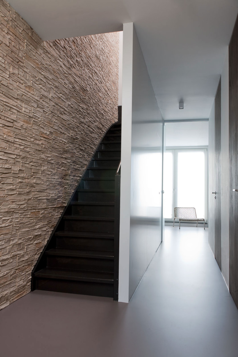 Contemporary Apartment in Amsterdam by Remy Meijers