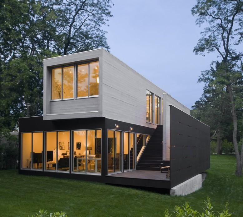 Noyack Creek Residence by Bates Masi Architects