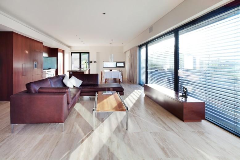 South Perth House by Matthews McDonald Architects
