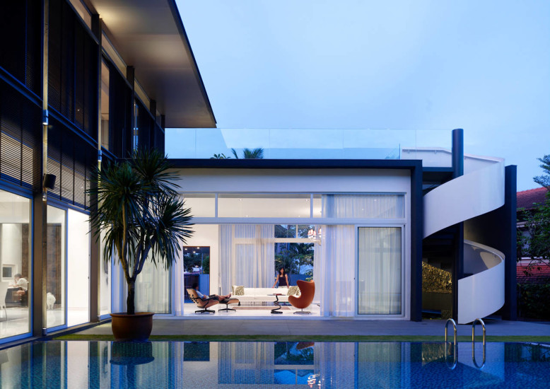 Sunset Residence by Topos Design Studio