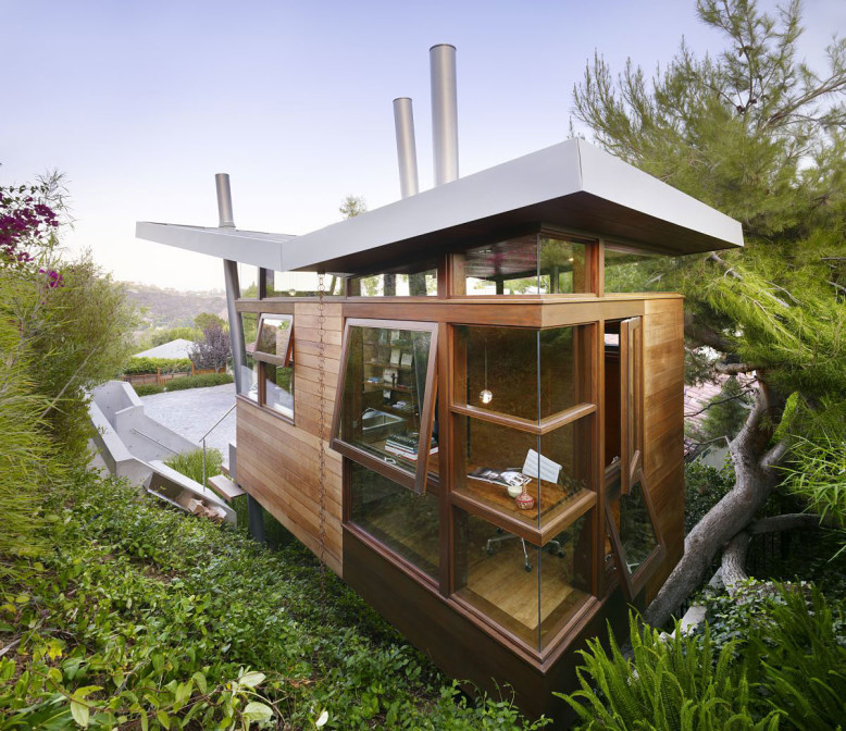Banyan Treehouse by Rockefeller Partners Architects