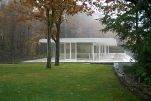 Olnick Spanu House by Alberto Campo Baeza Architects
