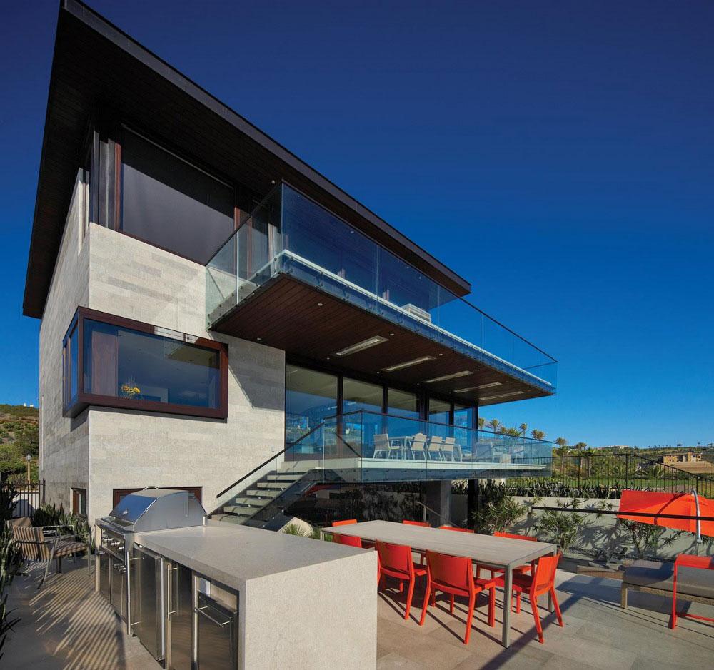 Dana Point Apartments: Strand Residence By Horst Architects