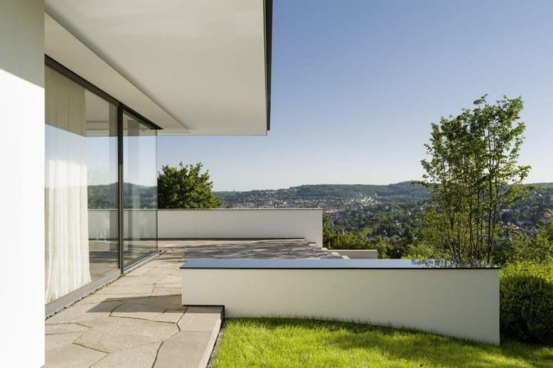 Vista House by Alexander Brenner Architects
