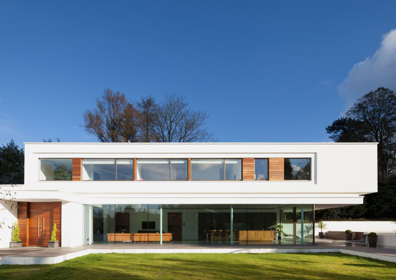 White Lodge by DyerGrimes Architects