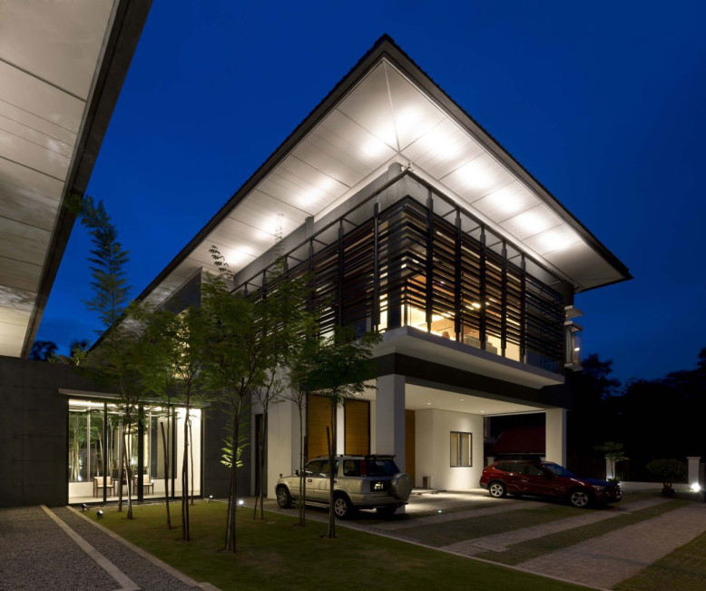 Home Design Ideas Malaysia: Zeta House By 29 Design