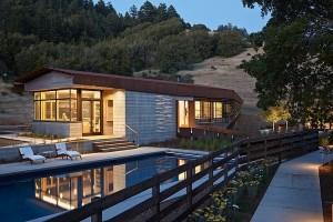 Contemporary residence in San Francisco, California