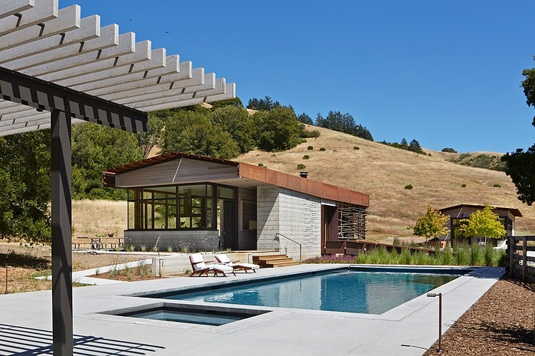 Nicasio Residence by Hammond & Company