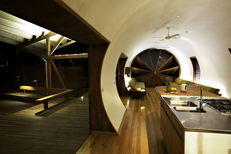 Holiday Retreat by Simon Laws Anthill Constructions