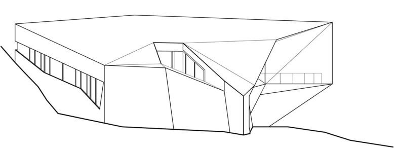 Klein Bottle House by McBride Charles Ryan