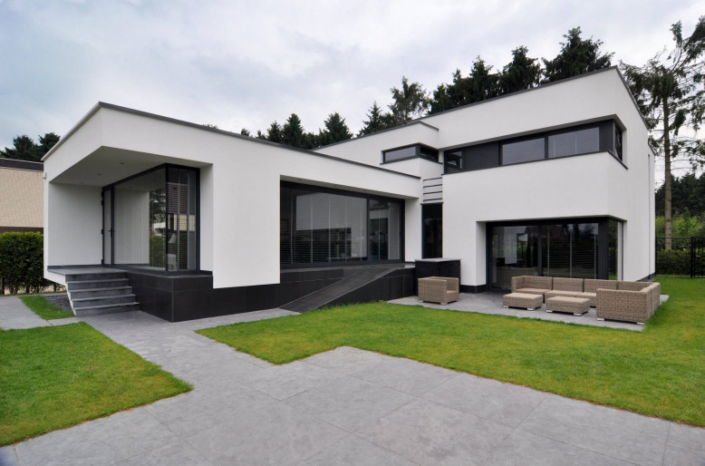 Minimalist House in the Netherlands