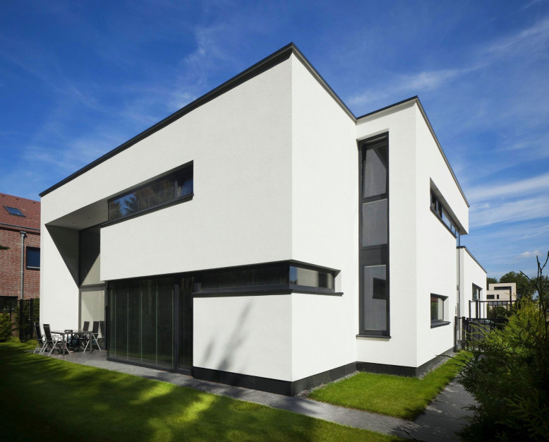 Modern House in the Netherlands