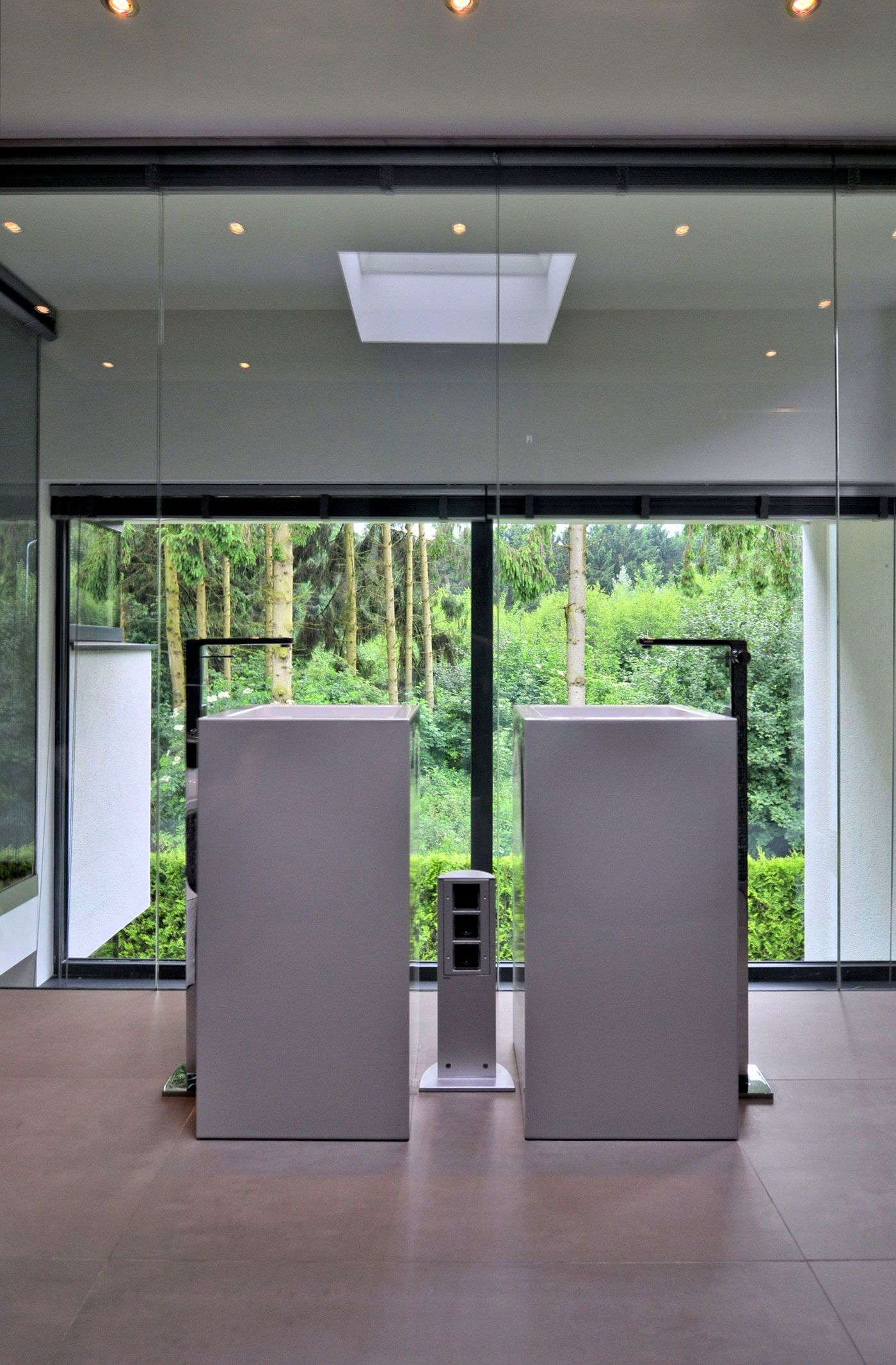 Small Modern Office Room