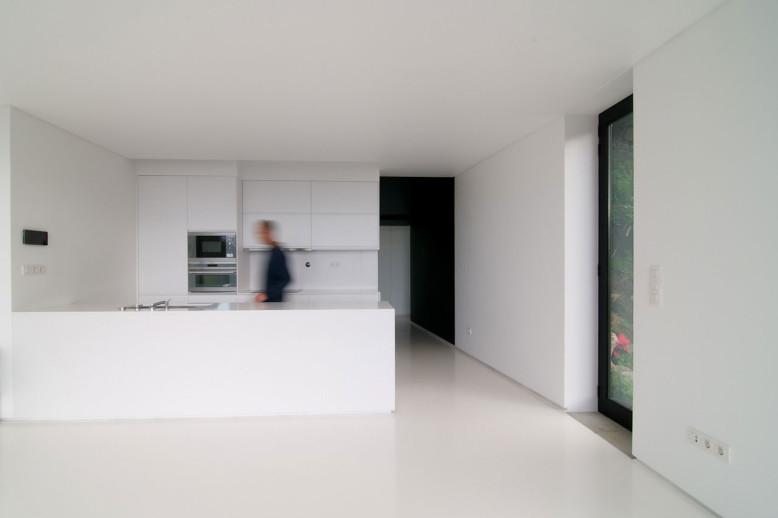 Modern house in Portugal