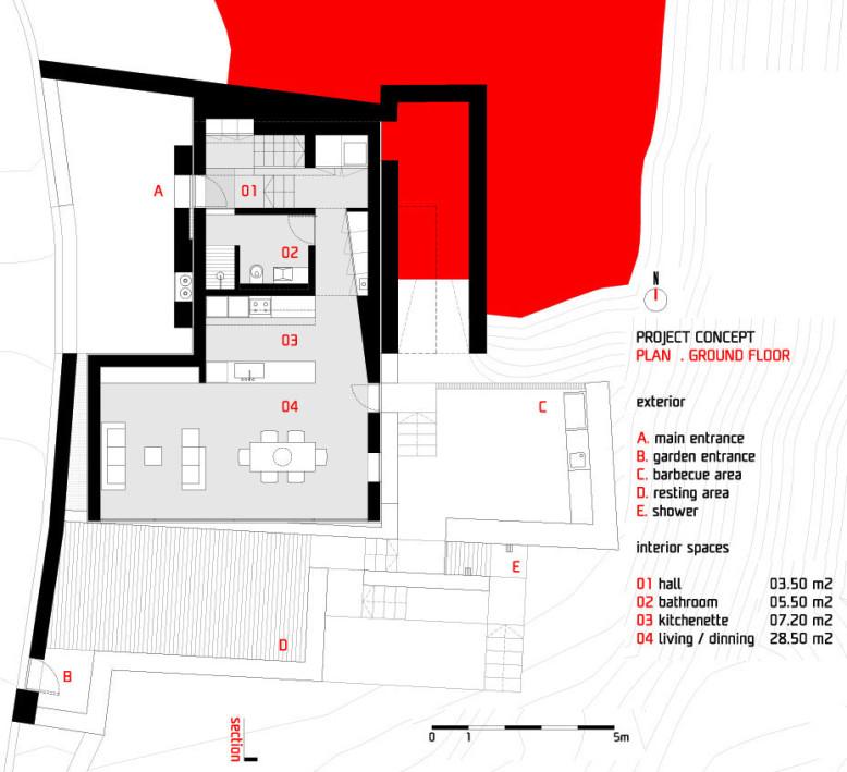 N2X035 House by N2X Arquitectos