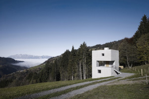 Mountain Cabin by Marte.Marte Architekten