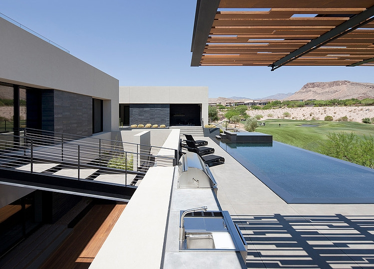 Luxury residence in Las Vegas