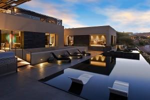 Luxury private residence in Las Vegas