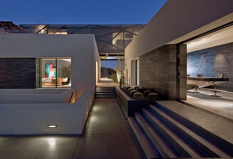 Stunning private residence in Las Vegas