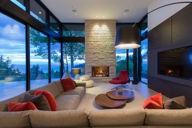 Burkehill Residence by Craig Chevalier and Raven Inside Interior Design
