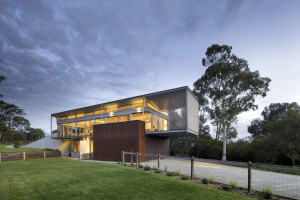 The Rest House by Tim Spicer Architects and Col Bandy Architects