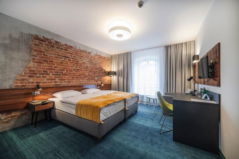 Modern Hotel in Poland