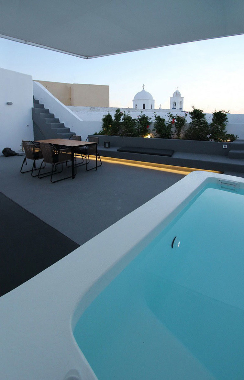 Villa Anemolia by mplusm