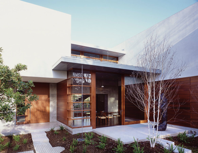 Waldfogel Residence by Ehrlich Architects