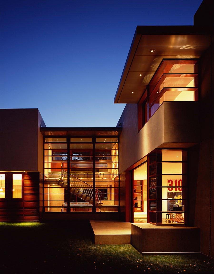 Waldfogel Residence By Ehrlich Architects Homedezen