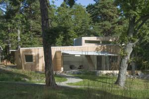 Wood House by Schlyter Gezelius Arkitektkontor AB