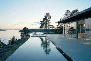 Beautiful villa in Sweden by John Robert Nilsson