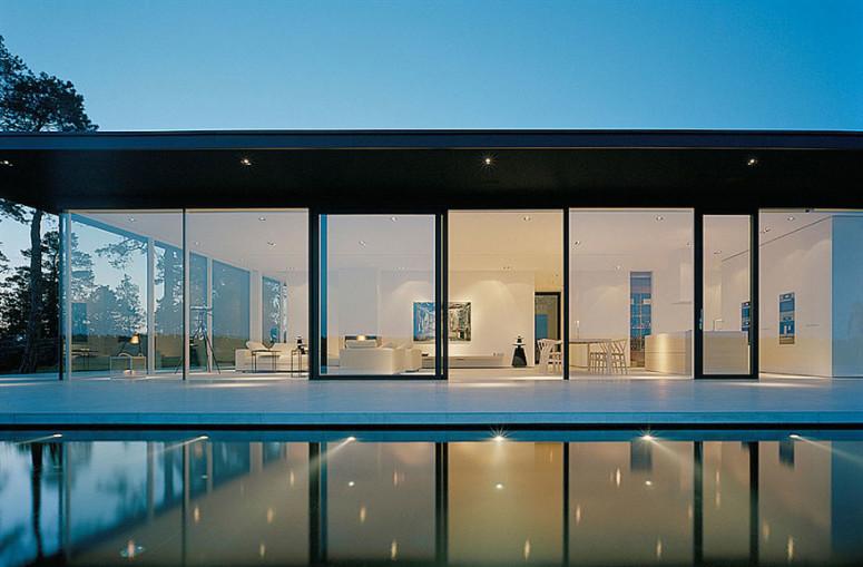 Stunning villa in Sweden by John Robert Nilsson