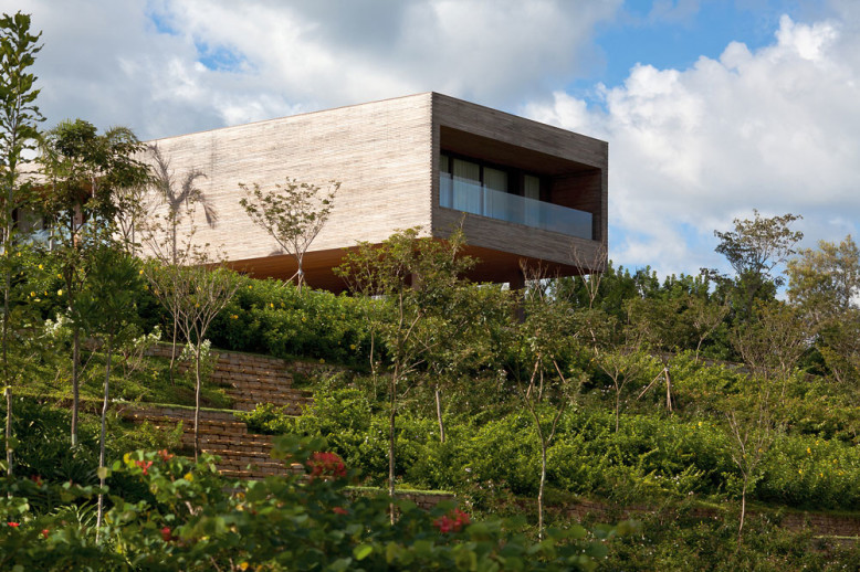 CT House by Bernardes + Jacobsen Arquitetura
