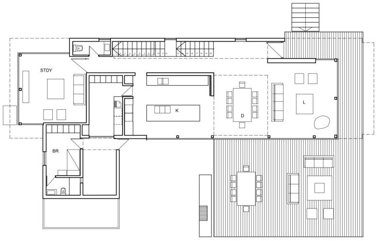 Modern Residence by Raimundo Anguita
